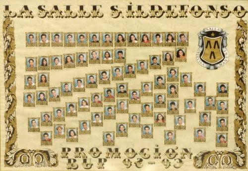 45ª Promoción Curso 1992-1993