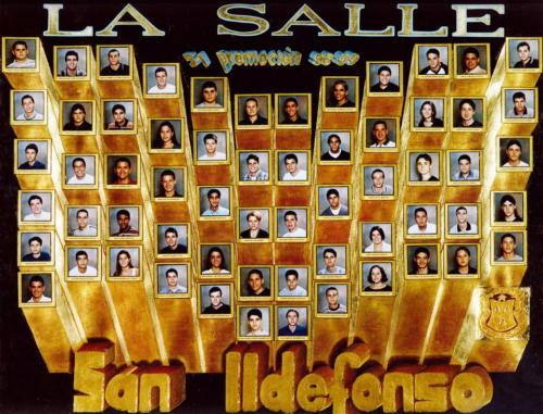 51ª Promoción Curso 1998-1999