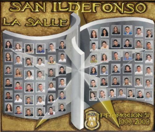 52ª Promoción Curso 1999-2000