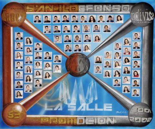 53ª Promoción Curso 2001-2002