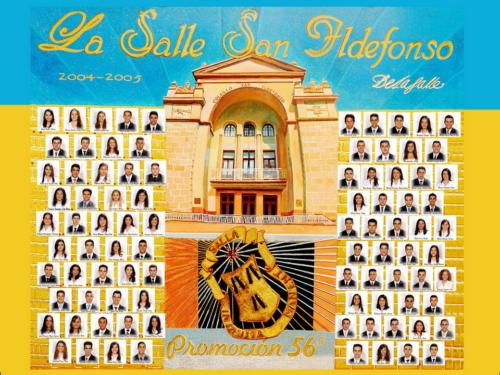 56ª Promoción Curso 2004-2005