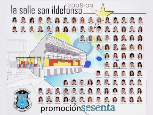 60ª Promoción Curso 2008-2009