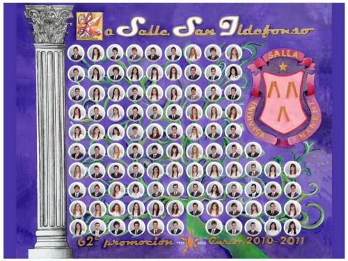 62ª Promoción Curso 2010-2011
