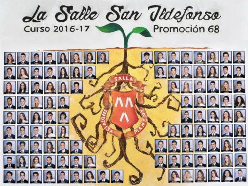 68ª Promoción Curso 2016-2017